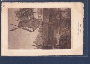 AK Het Molensloep Den Haag 1930