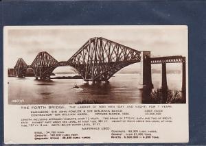 AK The Forth Brigde Edinburgh 1959