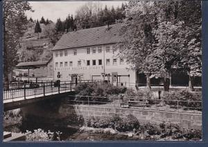 AK Luftkurort Altensteig Gasthof - Pension goldner Stern 1964