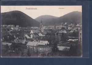 AK Friedrichroda Panorama 1906