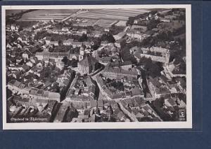 AK Ohrdruf in Thüringen Luftbild 1940