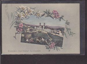 AK Einsiedeln - Das Kloster - Le Couvent 1907