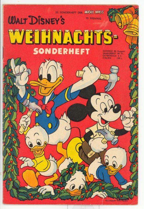 Micky Maus Sonderheft Nr.20 Z2