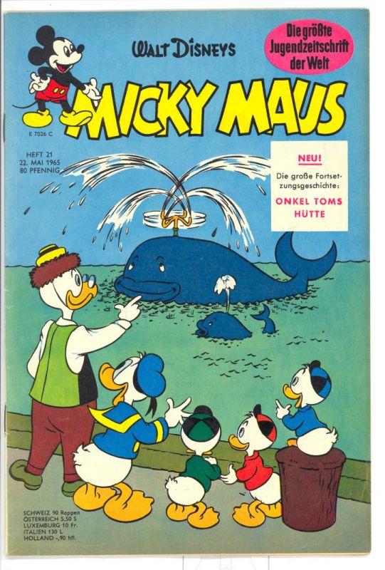 Micky Maus 1965 Nr.21 Z1