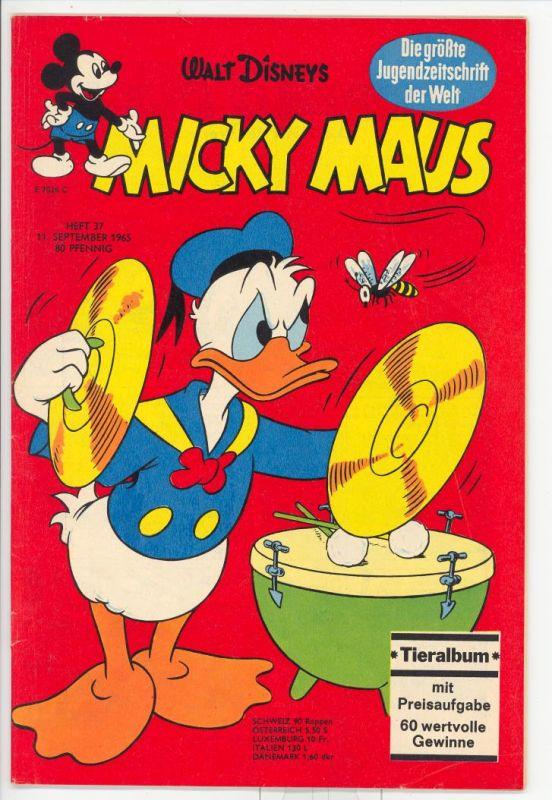 Micky Maus 1965 Nr.37 Z2