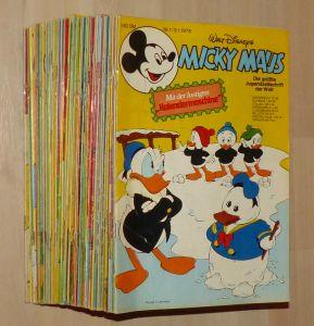 Micky Maus 1978 kompletter Jahrgang mit vielen Beilagen