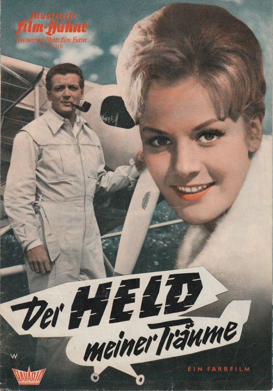 """Filmprogramm """"Der Held meiner Träume"""" mit Heidi Brühl 0"""