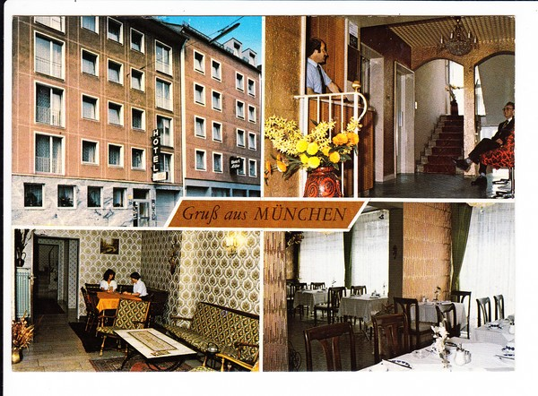 Hotel Alfa Hirtenstrasse 22 Munchen