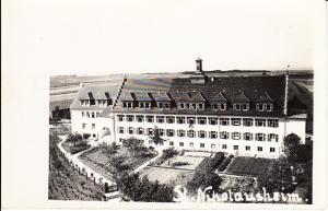 Dürrlauingen, PH-Stelle über Günzburg, gel. ab dortselbst 1937 St. Nikolausheim O-Foto