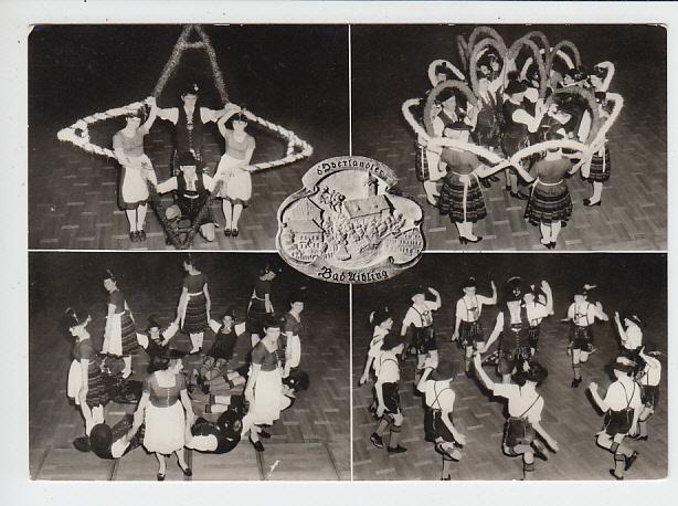 Oberlandler Aibling ca. 1960, 4 bildrig