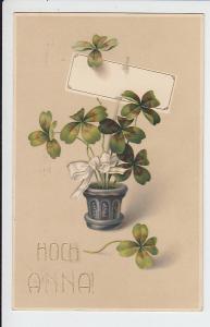 Namenskarte Jugendstil, Hoch Anna, Geschenk für Anna Netrebko oder eine andere Anna