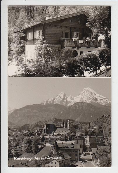 Berchtesgaden, Haus Hartler, Foto Karsten 0