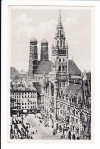 """Bestabschlag, München - Allach auf rätselhaftem Streifen 5 Pf Hitler, 6.10.44, nach """"8"""" Görlitz"""