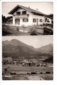 Bergen/Kreis Traunstein, Foto-Karsten Einzelhaus, gel. ab dortselbst 1963