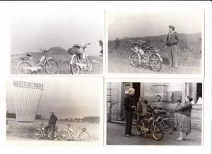 8 Fotos Moped/Motorrad CSR?