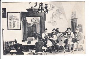 Bräustüberl Tegernsee, Jugendstil Deko, Stubn-Musi