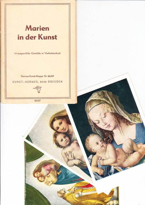 Klassische Christlicheabendländische Kunst 2 Gute Serien Ddr Ca