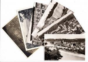 Wasserburg, 11 AK, 3 x Vorkrieg, Wenning, Rest einfacher