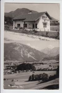 Foto-Karsten-AK, Ruhpolding, Einzelhaus O-Foto, Auflage erfahrungsgemäß 8-50 Stück
