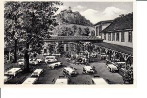 Bad Blankenburg Hotel Goldener Löwe, Pernat Wwe-AK