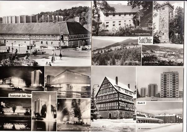 22 AK Suhl, DDR-Zeit, kleinster Bezirk derselbigen