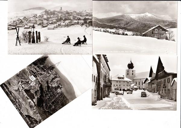 Verlag Geigerlam über 40 Verschiedene Kleinformatige O Foto Muster