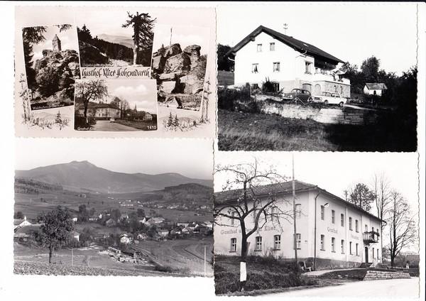 Lam Ottenzell Post Arrach 14 Ak Verlags Muster Geiger Lam Nr