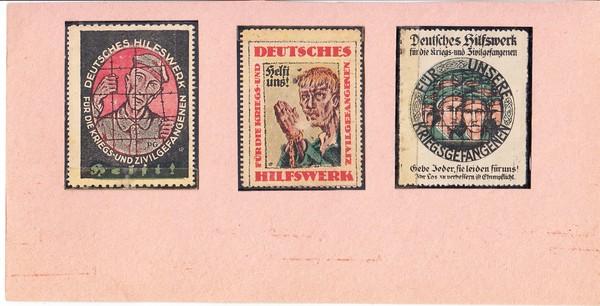 3 hochpolitische Vignetten 1919/20, 2 x Ludwig Oppenheim (Jude) 1 x Wolfgang Willrich, unterschiedliche Herkunft, vor dem Rassenwahn