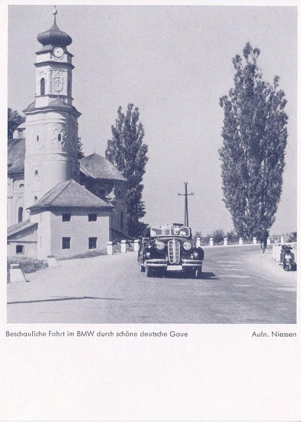 BMW (Eisenach) Vorkriegs AK