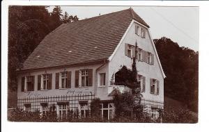 Trostberg, O-Foto-AK, gel. ab dortselbst 1911, Unikat!