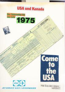 Westküste USA 1975, über 200Teile Reiseberichte, O-Fotos, Billets, Karten, etc. schöne Sammlung, Oregon-Washington-Californien. Schöne R, gute Erhaltungeisedokumente