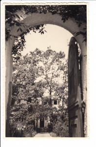 Gräfelfing Einzelhaus, O-Foto, 1940 geschrieben, Irmanfriedstr.