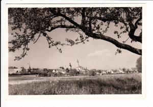 Uffenheim, O-Foto, Unikat, gel. ab dortselbst 1977