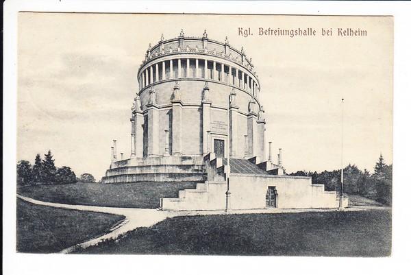 Regensburg, Augsburg 1908