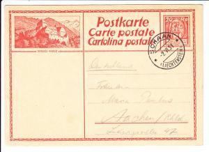 Lichtenstein P7 ex korr. Paulus, beste Erh., Mi 150.- (2008)