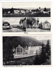 Rehberg, Kreis Cham, 2 interes. AK