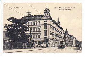Fürth, super Bahnpost, Hof - NRNB 1911, i.O. Vorbesitzer Ansatz 28?