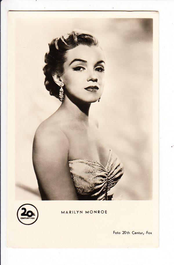 """""""Die"""" Schauspielerin Marylin Monroe"""