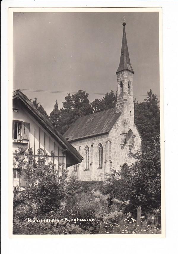 Burghausen, Kümmern, Kirche, Adox-Photo 0