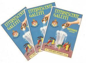 Graphisch tolle Werbekarte Italien. Zufallsfund bei Briefmarkenhändler auf der IMB. Alle übernommen. Keine 20 Stück, 3 x für unsere Händlerkollegen, 3 gleiche AK