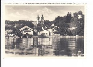 Tutzing, s/w O-Foto, gel. 1950