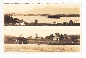 Uffing am Staffelsee, Pension Almhof, AK gel. 1947, Matke ab, sonst i.O.