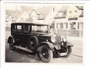 Oldtimer, VS i.O., RS Haftspuren, aber 1931 u. Jenaer Fotograf