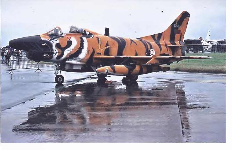 Kampfflugzeug Foto Portugal Air Force Fiat G 91 R - 3
