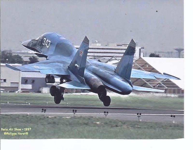 Kampfflugzeug  Foto Russia Air Forma Sukha SU 32 FN