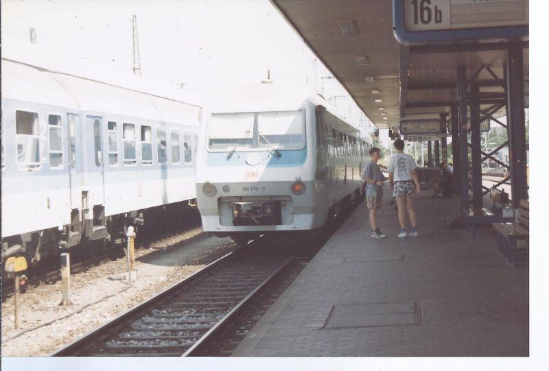 Eisenbahn Fotoaufnahme 150 x 105 mm