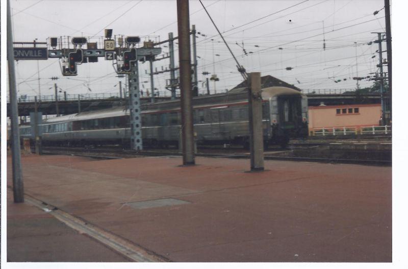 Eisenbahn Farbfoto 150x 105 mm
