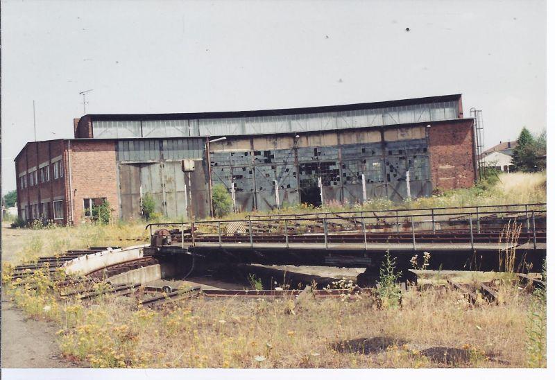 Eisenbahn Farbfoto 150 x 105