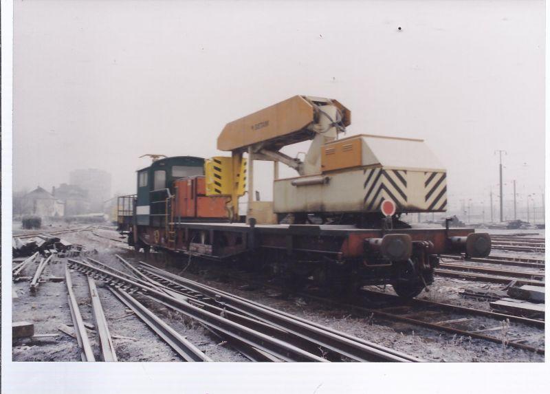Eisenbahn Farbfoto - 150 x 105 mm