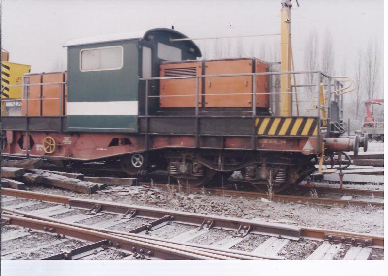 Eisenbahn Farbfoto 150 x105 mm
